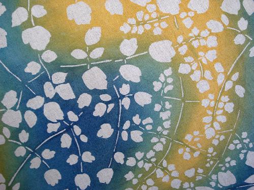 Meadow Rue pattern detail; © Kit Eastman