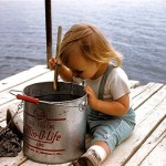 stirring up the minnow bucket