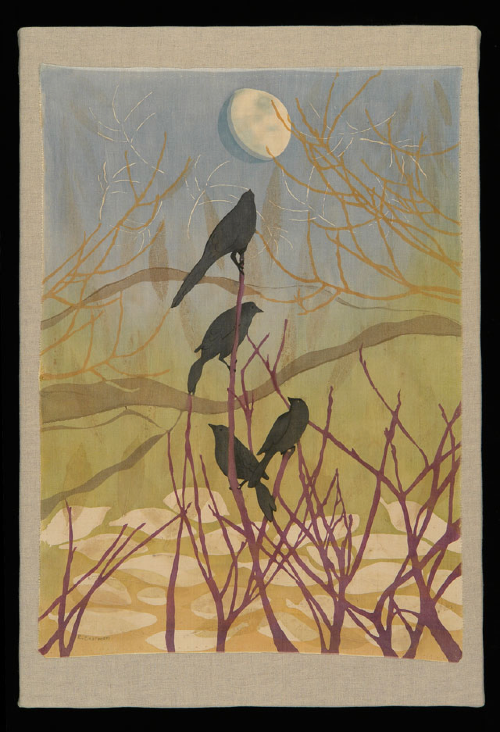 Grackles_and_the_Moon_©_Kit_Eastman