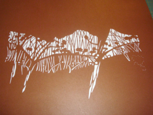 Thinking through a stencildesign